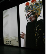 It's About Relating - It's About China:  Featuring Video Installations By Wang Gongxin 2013